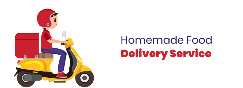 Homemade Food Delivery Service