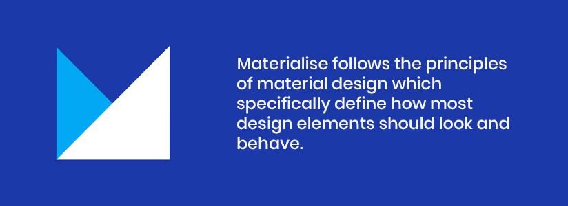 Materialise Framework