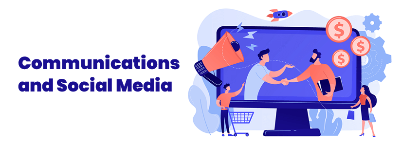 Communications and Social Media