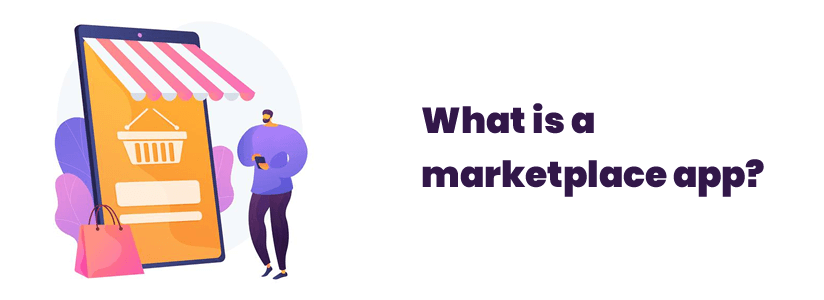 What is a marketplace app?